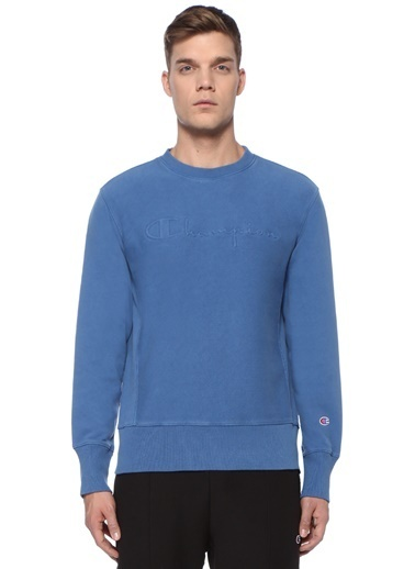 Champion Sweatshirt Mavi